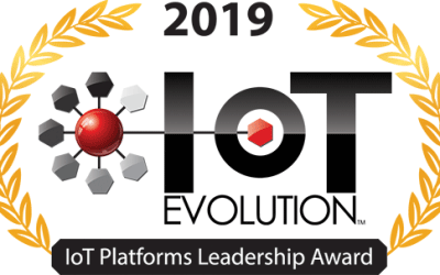 Blue Ridge Networks Receives 2019 IoT Platforms Leadership Award from IoT Evolution