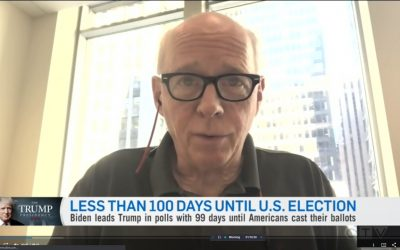 Chris Robling Details the Last 100 Days of U.S Presidential Election -CTV